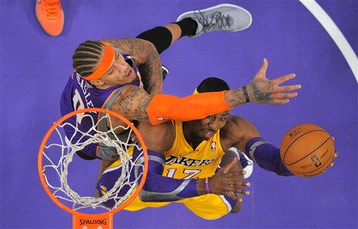 Dwight Howard, Michael Beasley