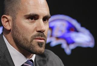 Eric Weddle, John Harbaugh