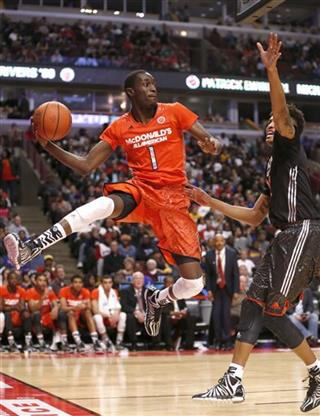 Theo Pinson, Kelly Oubre