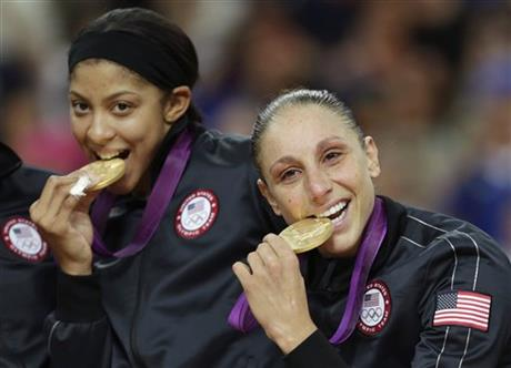 Diana Taurasi, Candace Parker