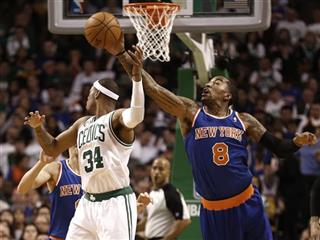 J.R. Smith, Paul Pierce
