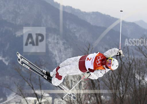 Pyeongchang Olympic Freestyle Skiing Women