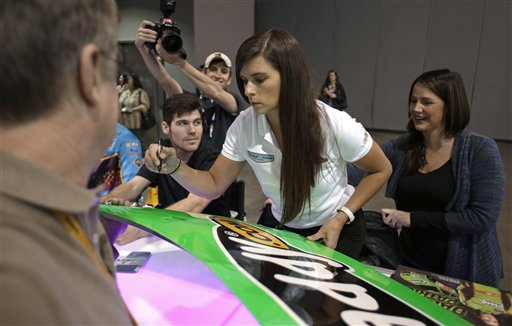 Danica Patrick, Don Peabody