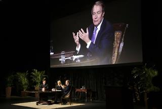 Rory Kennedy, Robert F. Kennedy Jr., Charlie Rose