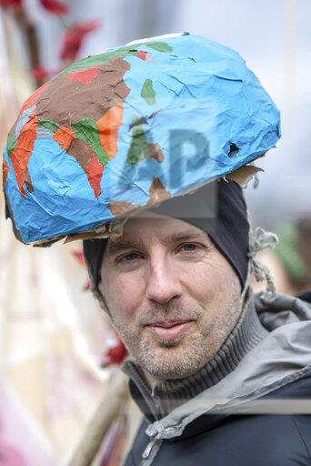 Fridays For Future Global Climate Protest in Berlin