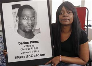 Gloria Pinex, Darius Pinex