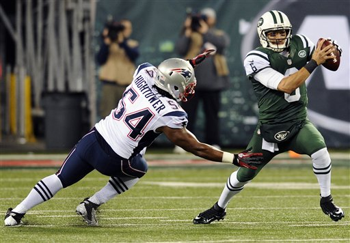 Dont'a Hightower, Mark Sanchez