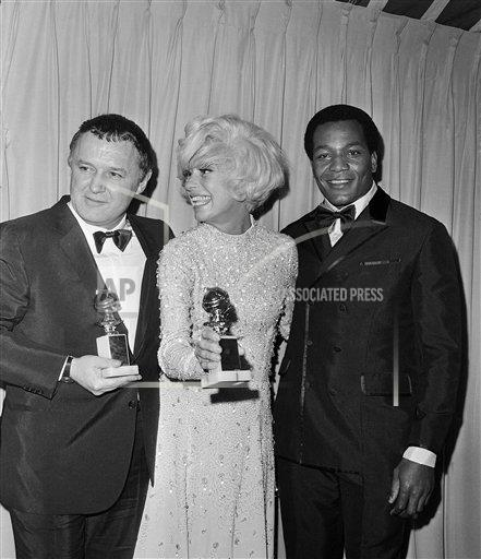 Watchf AP A  CA USA APHS279325 Rod Steiger and Carol Channing
