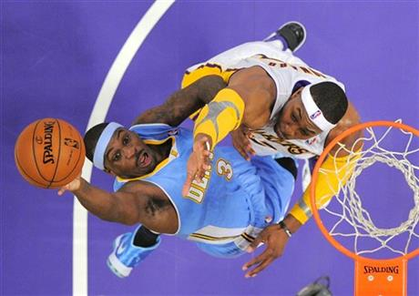 Ty Lawson, Dwight Howard