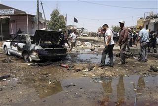 Mideast Iraq Violence