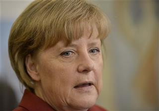 Germany Merkel
