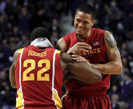 Anthony Booker, Chris Babb