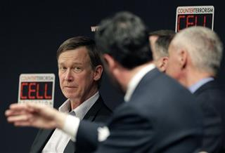 John Hickenlooper, Doug Lamborn, Ken Buck, David Kopel
