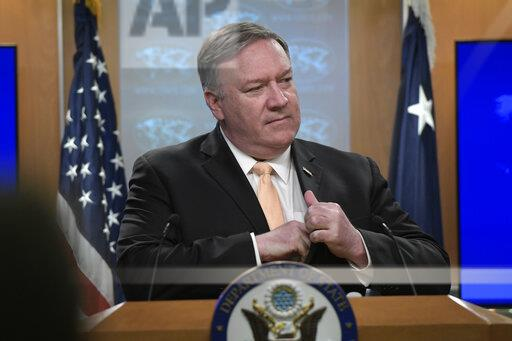 US Iran Sanctions Pompeo