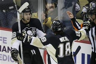Brandon Sutter, James Neal