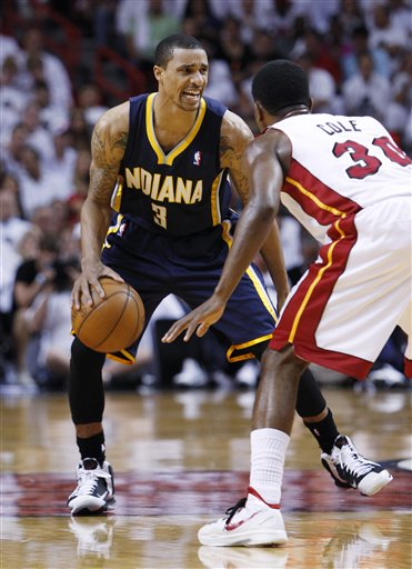 Norris Cole, George Hill
