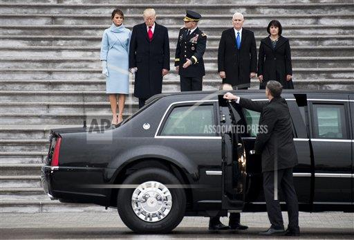 CQPHO AP A  POL DC United States  Donald Trump Inauguration