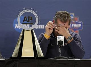 NCAA AP Awards Basketball