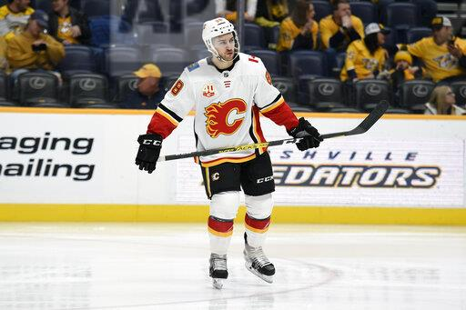 Flames Predators Hockey