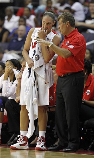 Geno Auriemma, Diana Taurasi