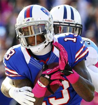 Stevie Johnson, Jason McCourty