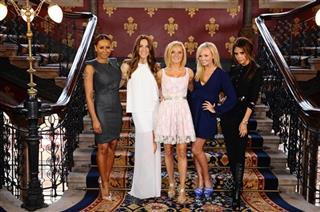 Melanie Brown, Melanie Chisholm, Geri Halliwell, Emma Bunton, Victoria Beckham