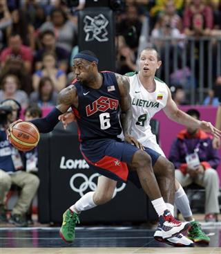 Lebron James, Renaldas Seibutis
