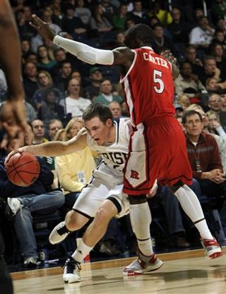 Pat Connaughton,Eli Carter