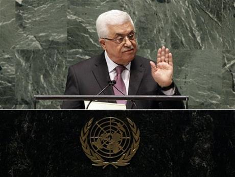UN Palestinians Status