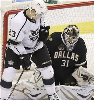 Richard Bachman, Dustin Brown