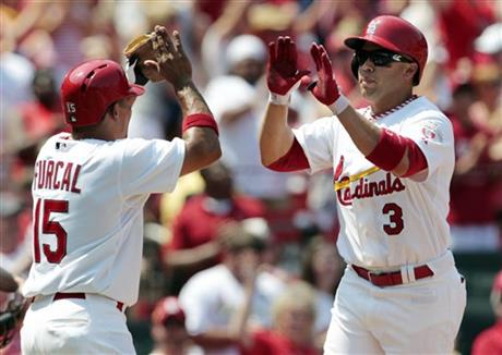 Carlos Beltran, Rafael Furcal