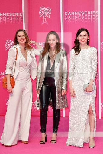 2nd Canneseries - International Series Festival : Day 2 in Cannes.
