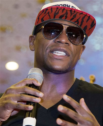 Floyd Mayweather Jr.