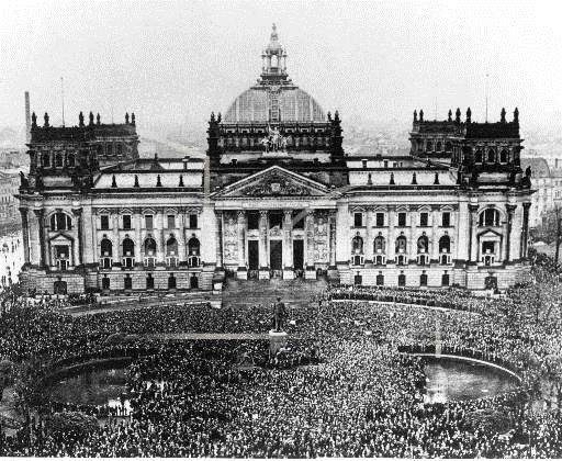 Associated Press International News Germany File photo GERMANY REICHSTAG