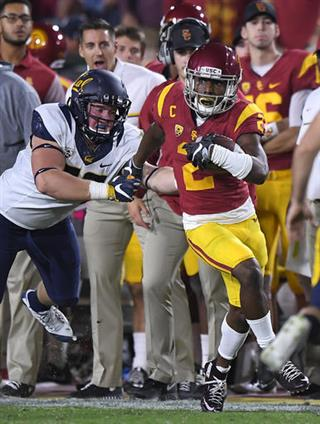 Adoree' Jackson, Evan Weaver