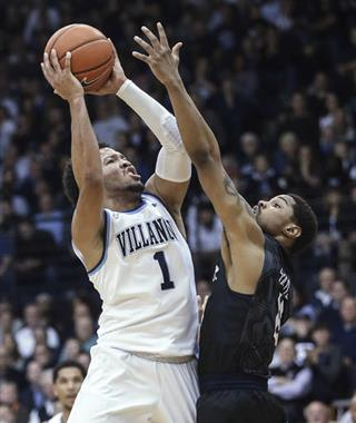 Butler Villanova Basketball