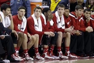 Wisconsin Maryland Basketball