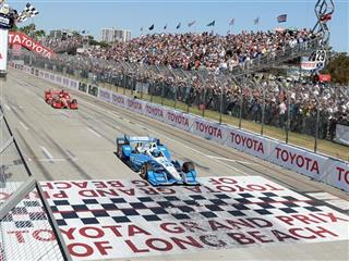 IndyCar-Long Beach Grand Prix