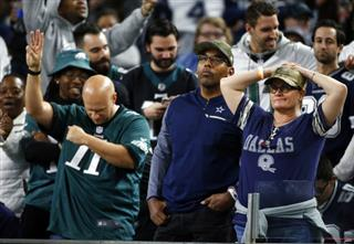 Eagles Cowboys Football