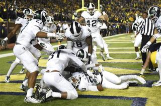Michigan St Michigan Preview Football
