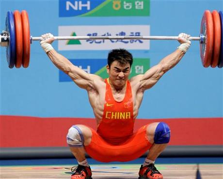 Weightlifting Preview Olympics
