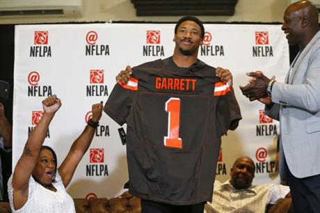Draft Browns Football