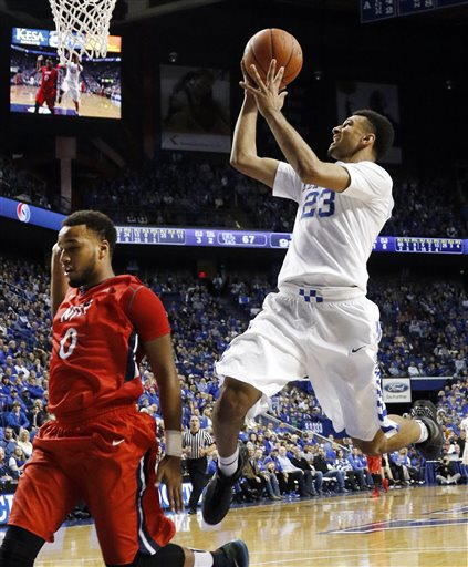 Jamal Murray, Ky Howard
