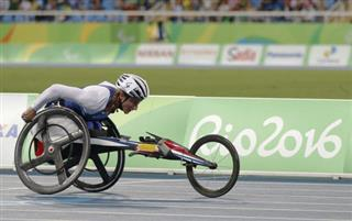 Paralympics Multisport Athletes