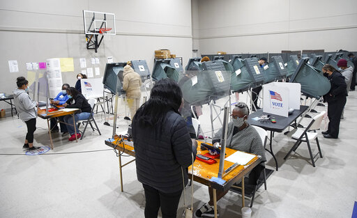 Race for Texas intensifies amid surging turnout, COVID...