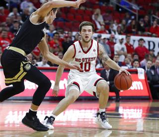 Bryant NC State Basketball