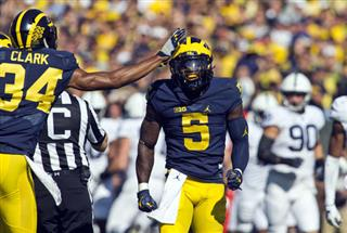 Jeremy Clark, Jabrill Peppers