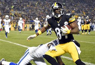 Antonio Brown, Vontae Davis