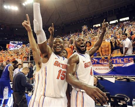Will Yeguete, Patric Young