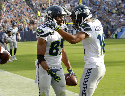 Doug Baldwin, Tyler Lockett